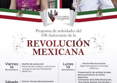 Programa Revolución Mexicana-RGB