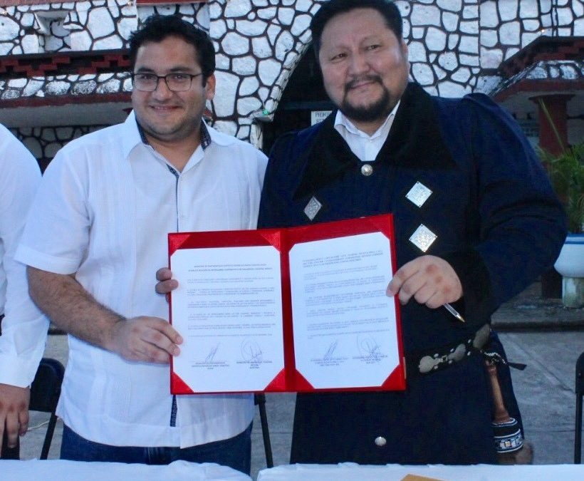 Convenio intercultural entre Suntarsky Ulus y Valladolid.