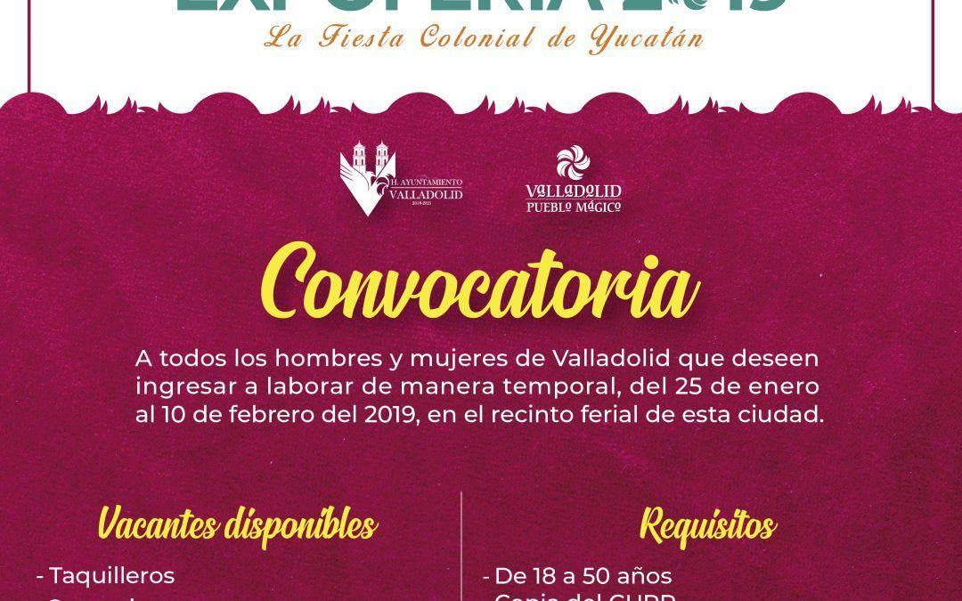 Trabajo Expo Fería Valladolid 2019 (temporal)
