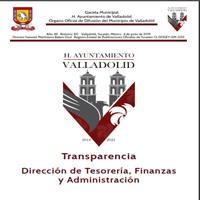 Transparencia Dirección de Tesorería, Finanzas y Administración