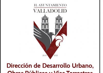 Dirección de Desarrollo Urbano, Obras Públicas y Vías Terrestres Convocatoria Num. 001