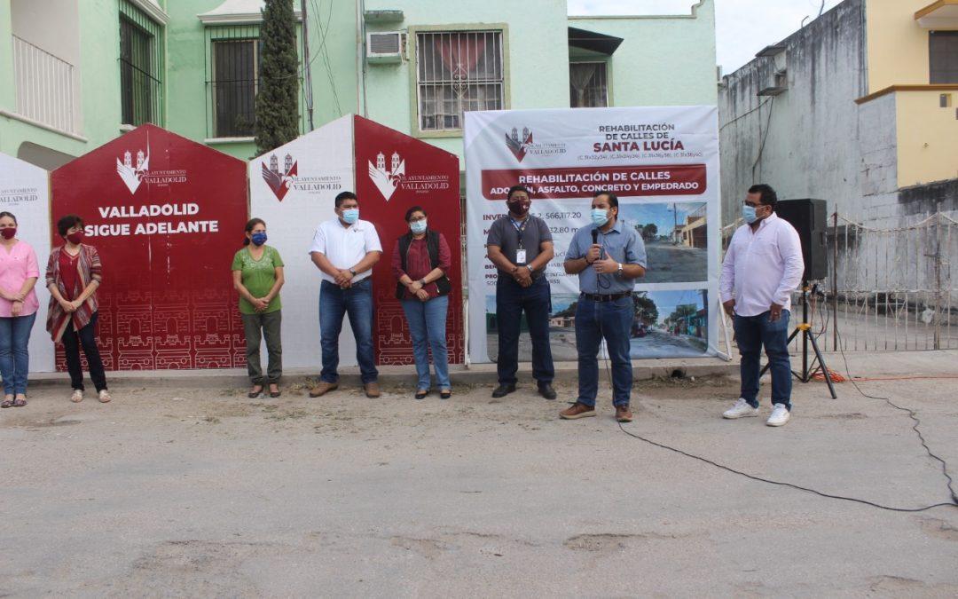 Ayuntamiento prioriza el mejoramiento de las calles después del cese de lluvias