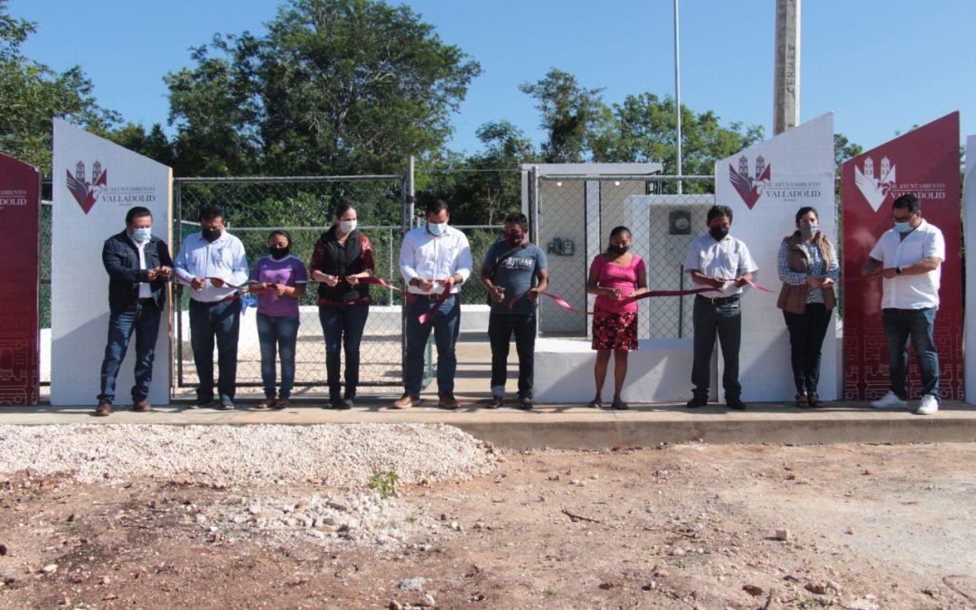 Anhelado sistema de agua potable en Tepakán ya se encuentra en funcionamiento